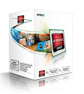 AMD A4-4020 Dual Core 3.2GHz Socket FM2 Richland CPU